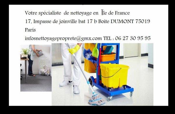 Société De Nettoyage Nettoyage Tous Locaux, Nettoyage De Qualité, Devis Gratuit