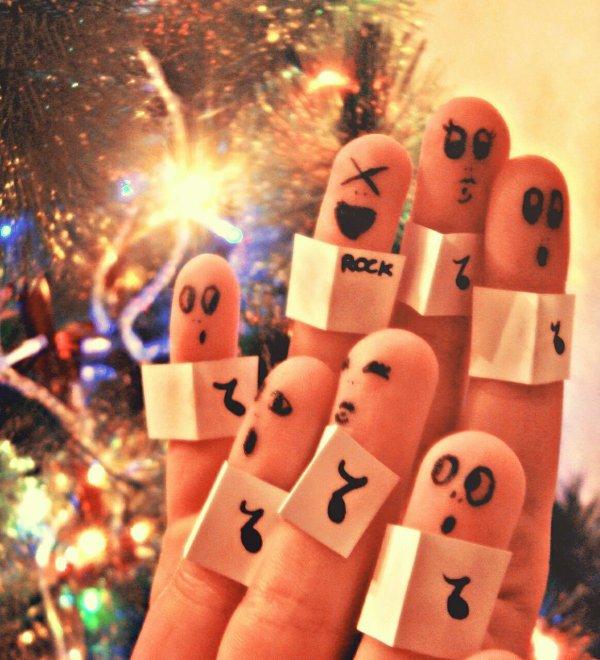 lol même mes doigts !!¡¡