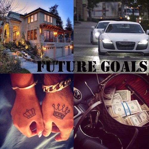 Goals. listeennnnn