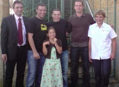 J'vous présente ma famille :)