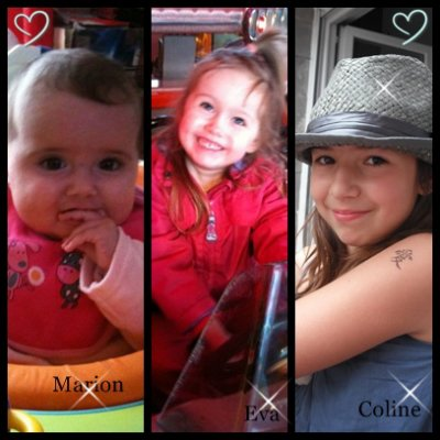 Mes Petites Soeurs ♥ !