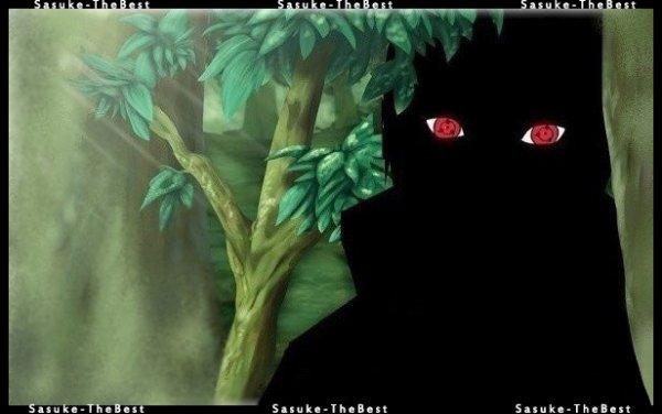 Itachi dans l'ombre
