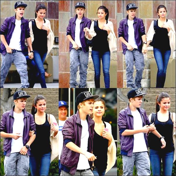 Selena Gomez datant avant Justin Bieber