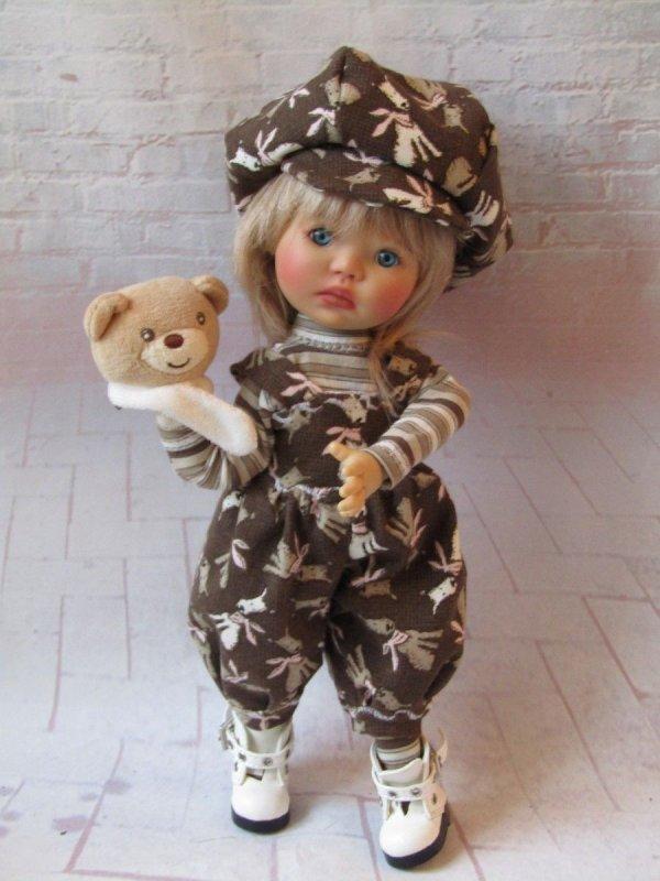 je vous présente les tenues pour mini SAFFI