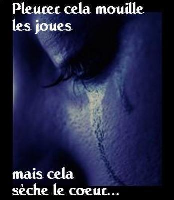 pleur fait mal mai reposs le coeur ki sexplose en toi