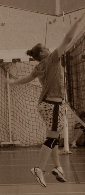 Volley.♥