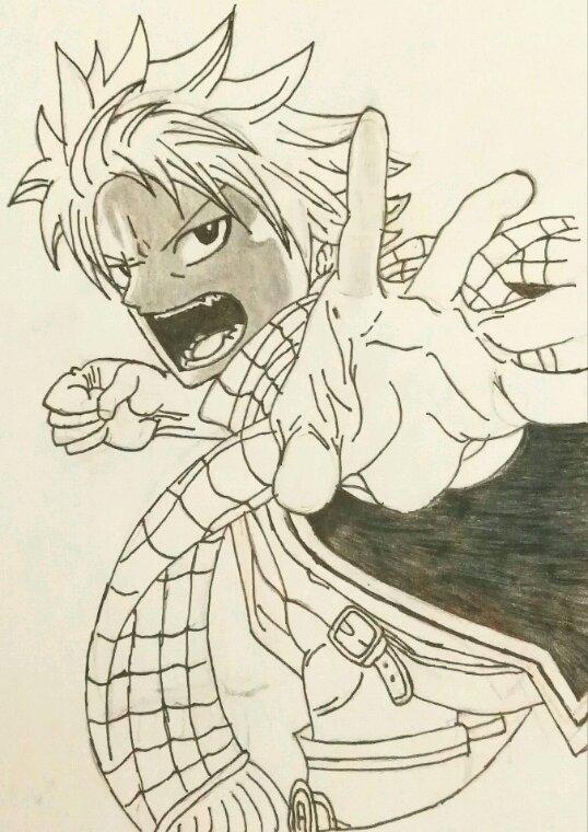 Natsu Fairy Tail