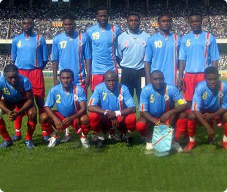 L'ÉKiiPE DEE FOOT DU CONGO