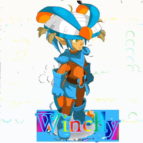 Blog de la Winchy's team .