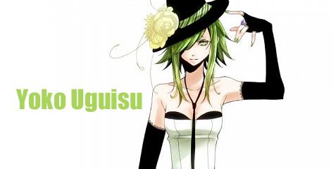 Yoko Uguisu.