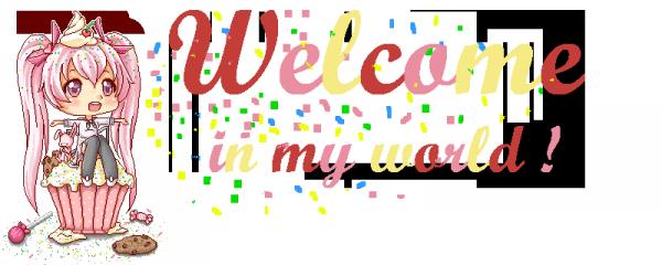 Bienvenue ! !