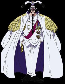 Sengoku (ancien amiral de la marine)