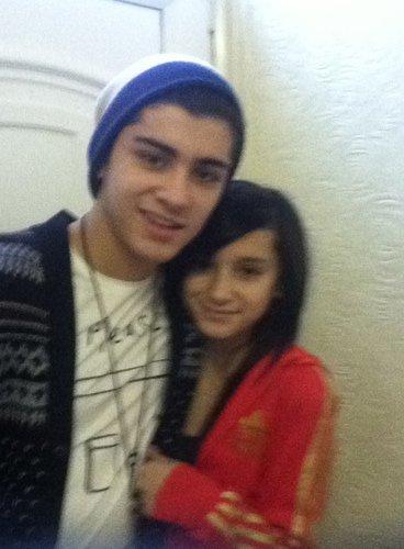 Waliyah & Zayn <3