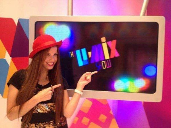 Candelaria à U-Mix !!!!