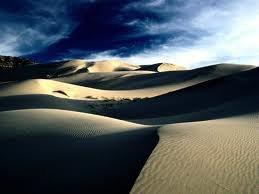 Si un grain de sable voulait dire Je t'aime , je t'offrirai le desert ♥