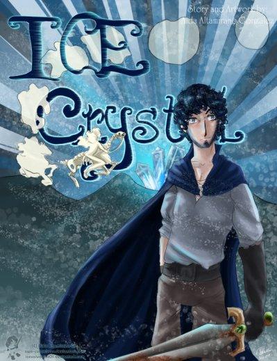 (ice crystal)