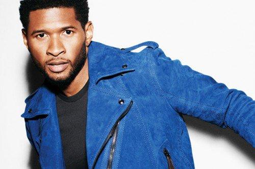 Usher ft. Pitbull - DJ Got Us Falling In Love Again  + Lyrics