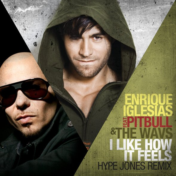 Pitbull ft. Enrique Iglesias - I Like How It Feels +Lyrics