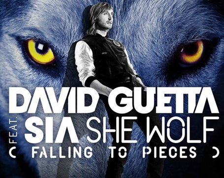 David Guetta - She Wolf (Falling To Pieces) ft. Sia