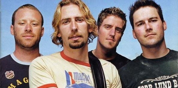 Nickelback - Feelin' Way Too Damn Good