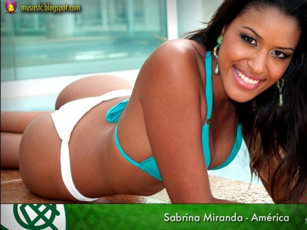 la webmiss Sabrina Miranda