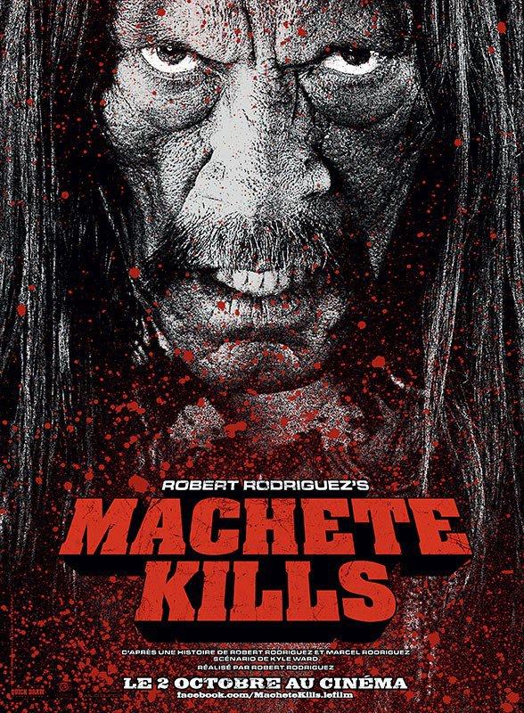 Machete tue Bande-annonce 2 HD - Danny Trejo, Michelle Rodriguez, Lady G...