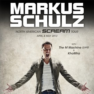 Markus Schulz - Scream 2 (Album Teaser) (Available February 21st)