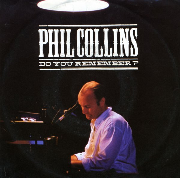 Phil Collins - Do You Remember (Official)