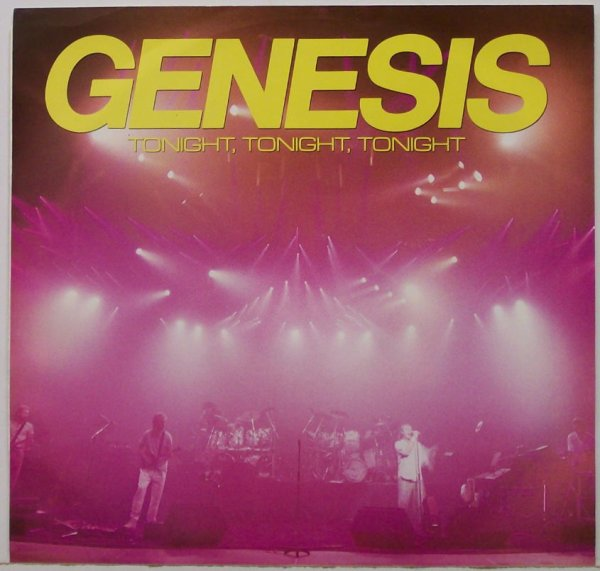 Genesis - Tonight, Tonight, Tonight - Video