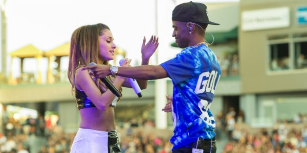 couple Ariana Grande et Big Sean