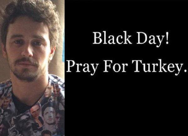 Pray for Turkey