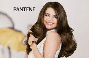 Selena Gomez Pantene