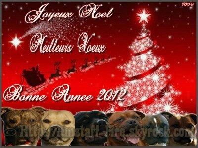 Joyeuses Fêtes à tous et toutes ;)