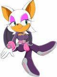 Photo de Sonic-Rouge-Tikal-Cream