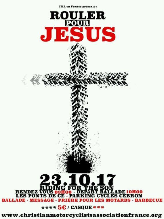 **** Rouler pour Jesus ***