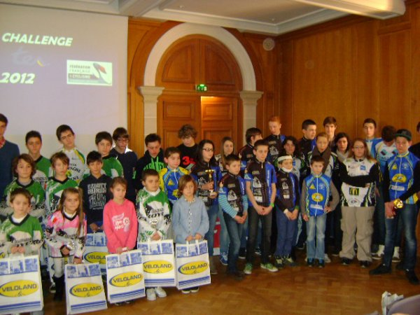 Remise des prix TRJV 2012