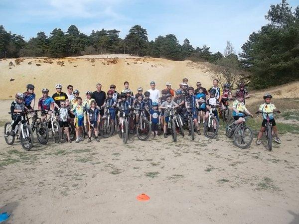 test bikers 2013