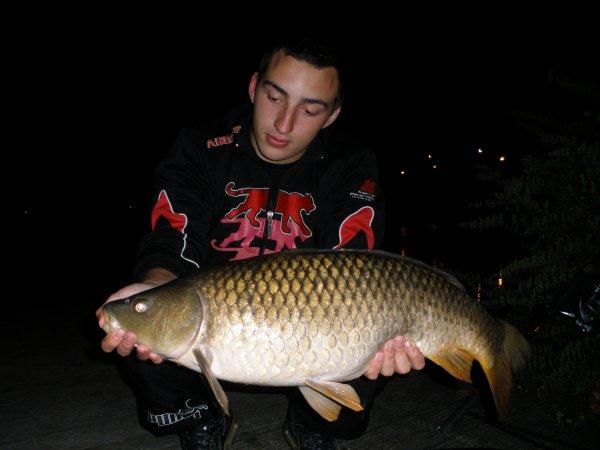 Petite pêche nocturne ;)
