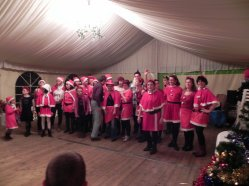 Soirée Noël du 17 décembre 2011 au Rousset D'Acon (27)
