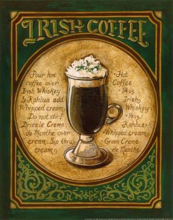 Irish Coffee (café irlandais)