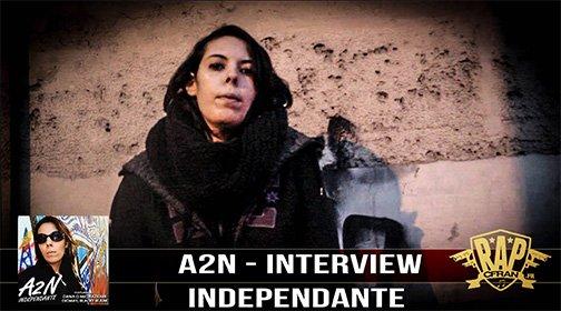 Interview - A2N Pour Son Projet 'Indépendante'