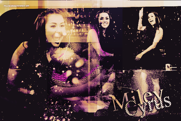 T'a source N#1 sur la l'incroyable Miley Cyrus !