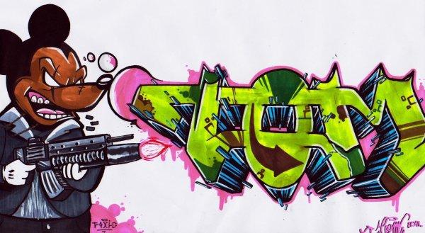 new graff