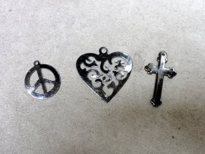 Pendentifs et bijoux