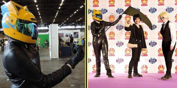 Résumé de la Japan Expo 2013