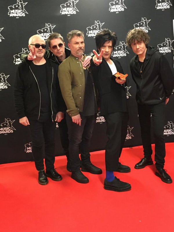 Indochine music awards 2017