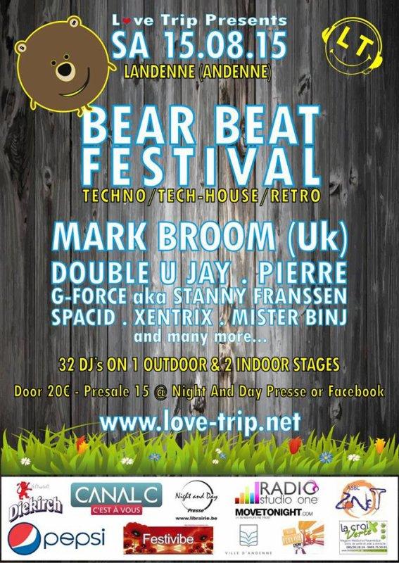 Bear Beat Festival 15.08.15