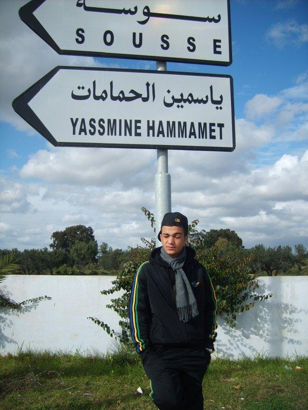mouaahh on vacance d'hiver 2010 a Tunis ^ hammamet yassmine  ^