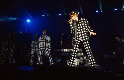 Voici quelques images du premier concert de Mylène Farmer en 1989 - Sans contrefaçon