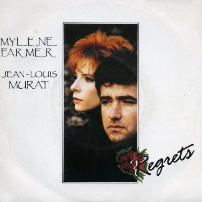 Pochette du single - Regret